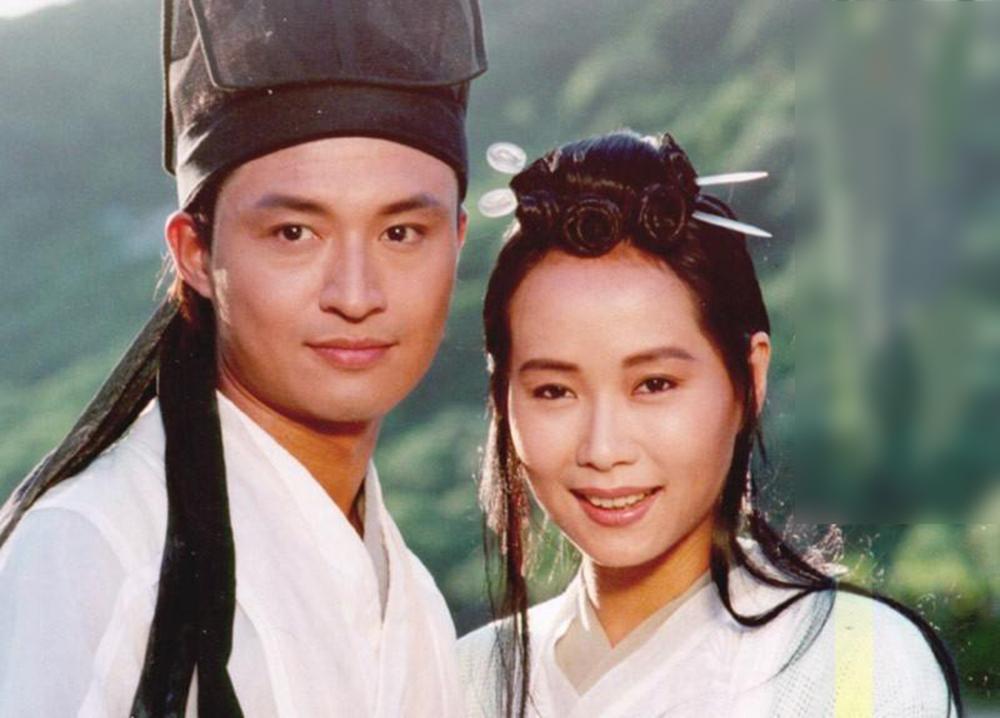 Mã Cảnh Đào bên Triệu Mẫn Diệp Đồng trong bản Đài Loan sản xuất năm 1994.