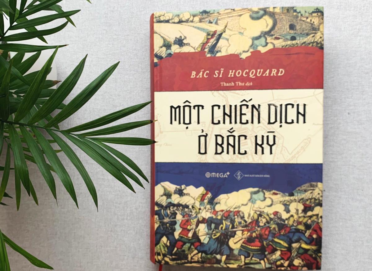 Hà Nội, Huế năm 1885 qua sách