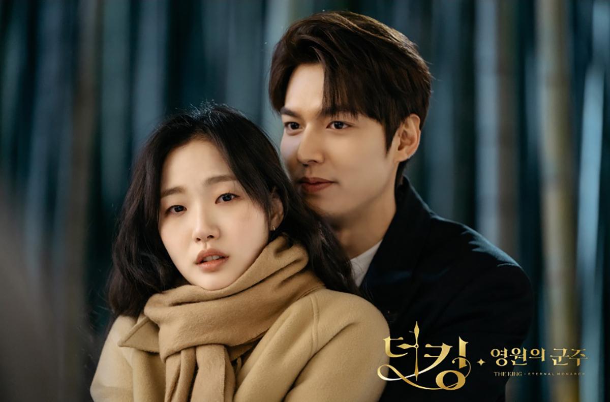 Lee Min Ho và Kim Go Eun bị đánh giá không phù hợp khi vào vai tình nhân. Ảnh:SBS.