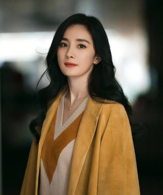 Diễn viên Dương Mịch. Ảnh: Sina.