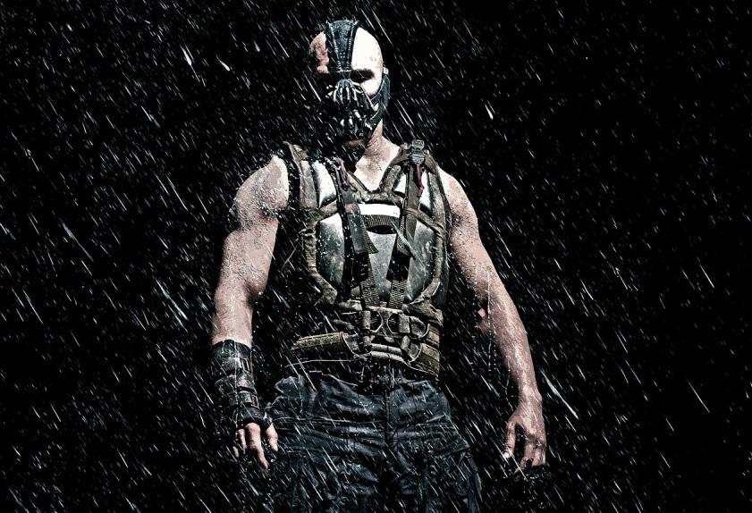 Bane trong The Dark Knight Rises. Ảnh: Warner Bros.