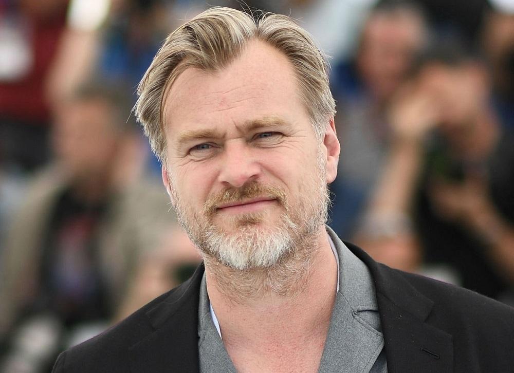 Đạo diễn Nolan ở LHP Cannes (Pháp) năm 2019. Ảnh: AFP.