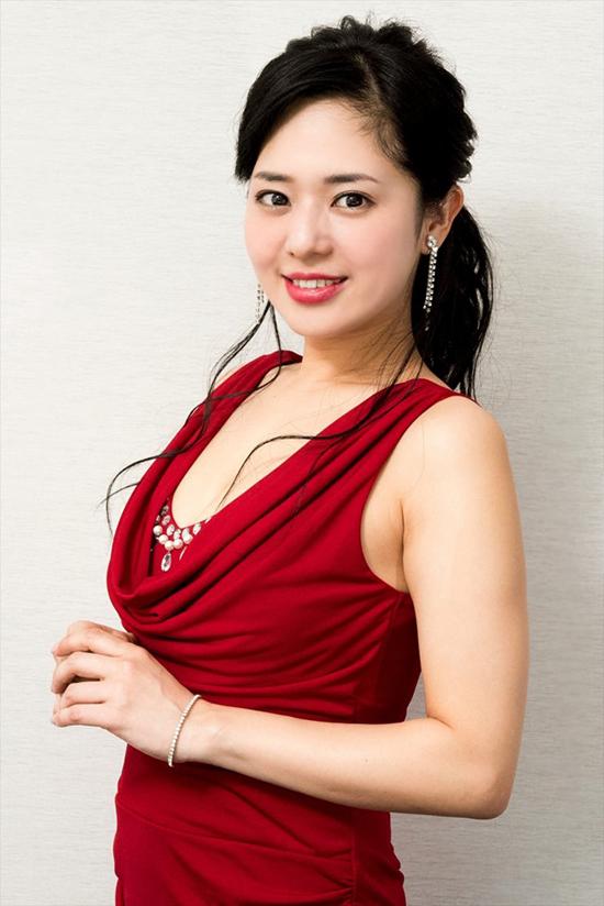 Diễn viên Sola Aoi. Ảnh: Prtimes.