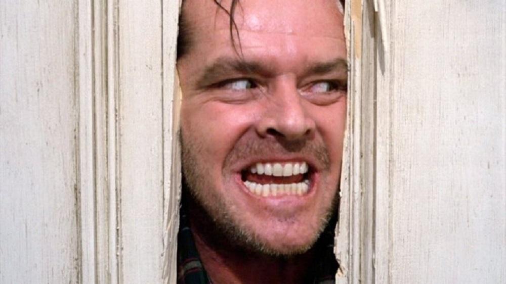 Jack Nicholson trong The Shining. Ảnh: Warner Bros.