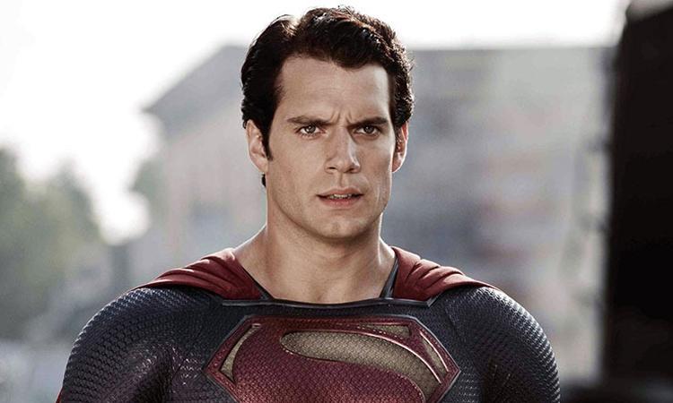 Henry Cavill trong vai Superman. Ảnh: Warner Bros.