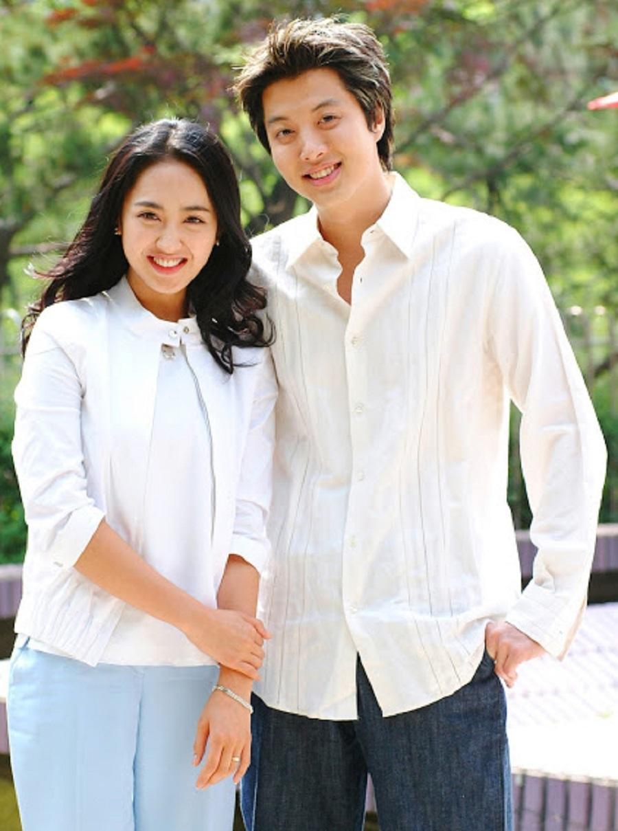 Lee Dong Gun và Kim Min Jung. Ảnh: Naver.