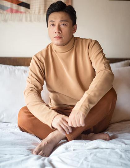 Ca sĩ Lam Trường nhập viện tối 28/5. Ảnh: Nhân vật cung cấp.
