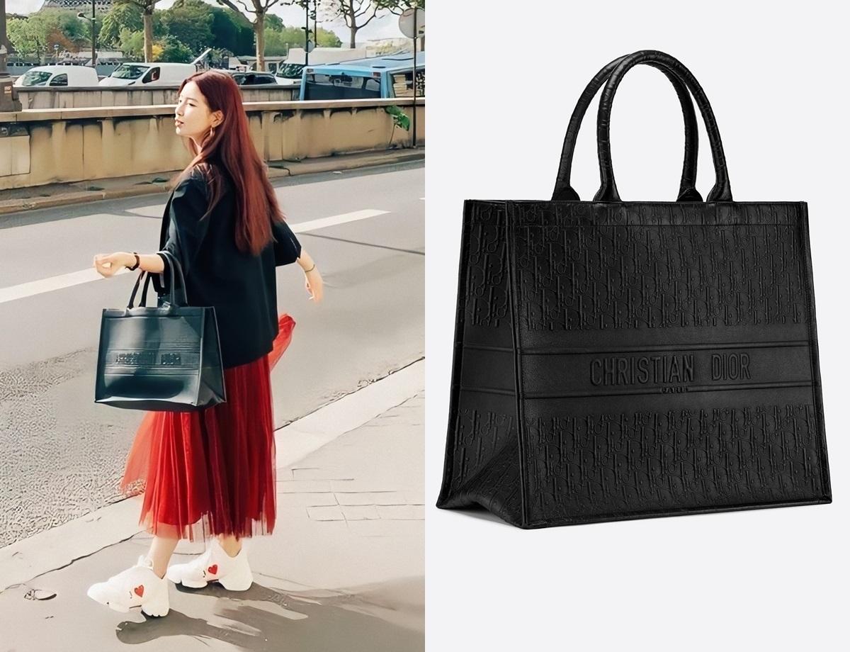 Vogue đánh giá thiết kế thanh lịch, dễ ứng dụng, phù hợp nhiều phong cách thời trang. Sản phẩm của nhà mốt Pháp có giá dao động từ 2.650 USD (61,6 triệu đồng) đến 3.700 USD (hơn 86 triệu đồng) tùy chất liệu, họa tiết.