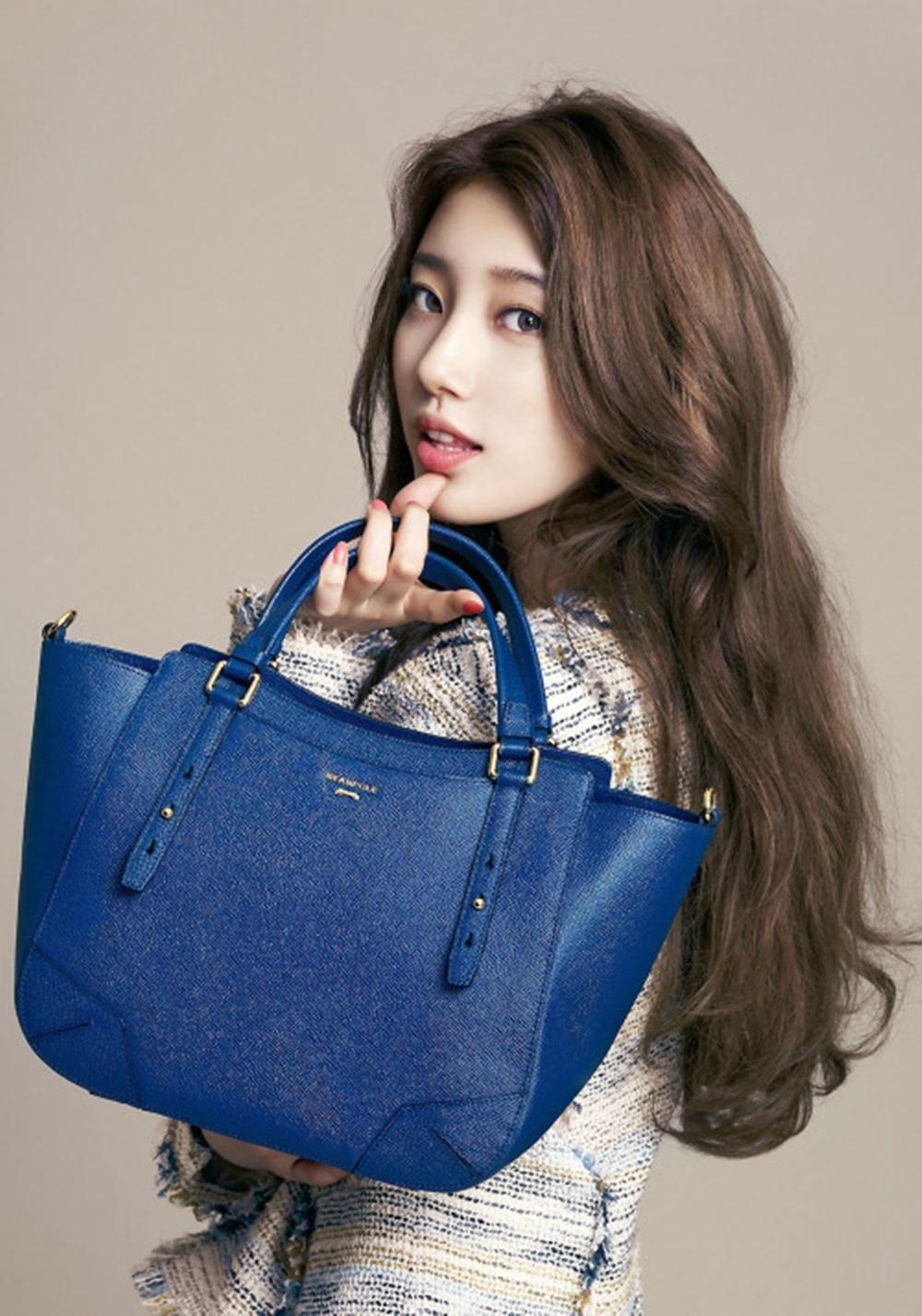 Jeon Ji Hyun, Suzy mê túi xách khổ rộng - 12