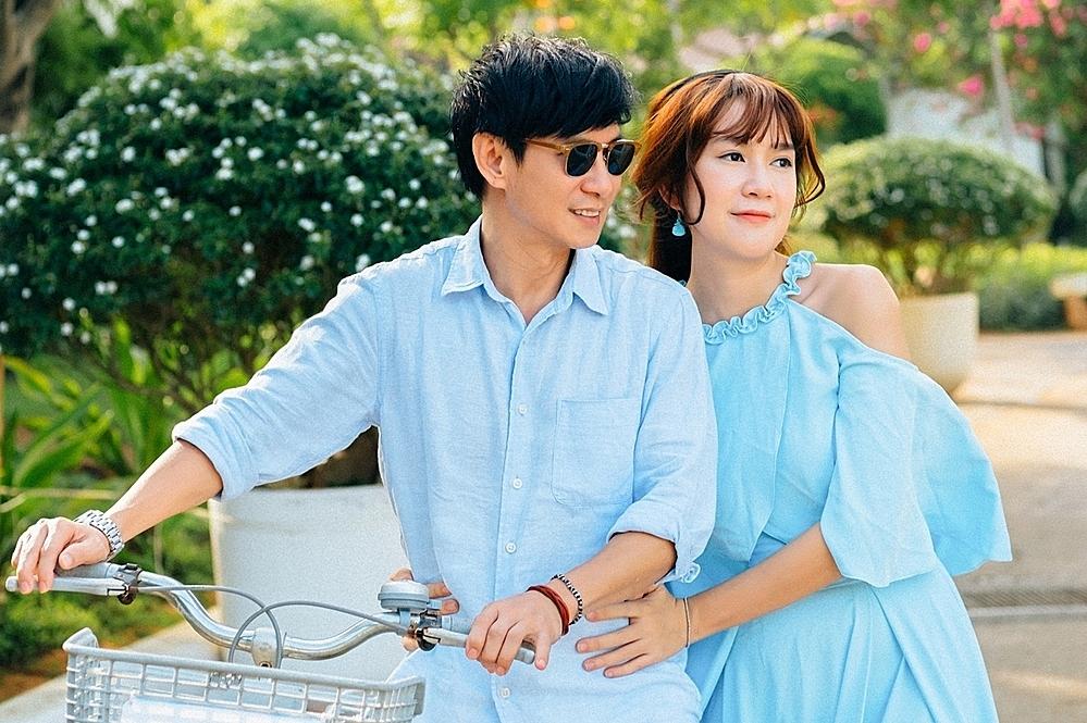 Lý Hải - Minh Hà đang ấp ủ ý tưởng kỷ niệm 10 năm kết hôn.