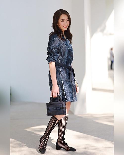 Nhan sắc tuổi 20 của con gái diễn viên Bao Thanh Thiên - 14
