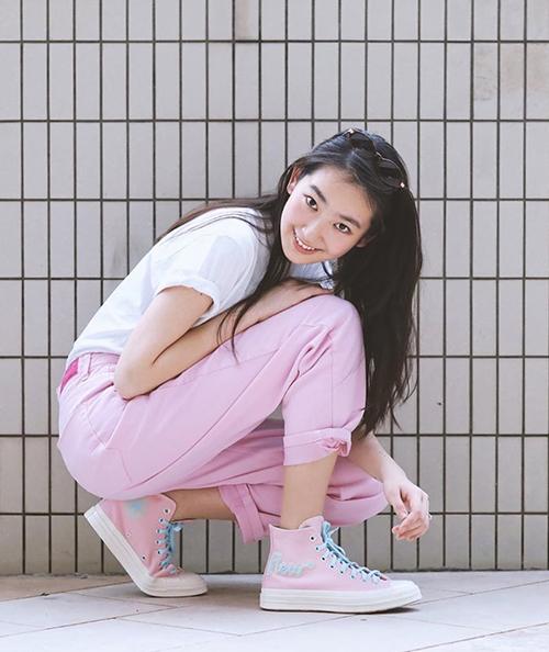 Nhan sắc tuổi 20 của con gái diễn viên Bao Thanh Thiên - 10
