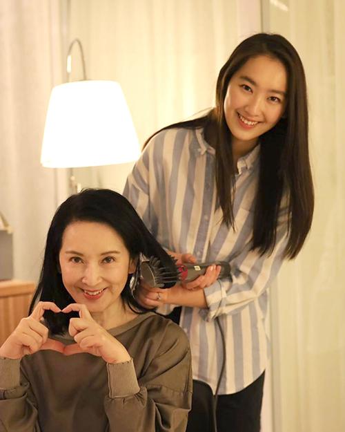 Nhan sắc tuổi 20 của con gái diễn viên Bao Thanh Thiên - 2
