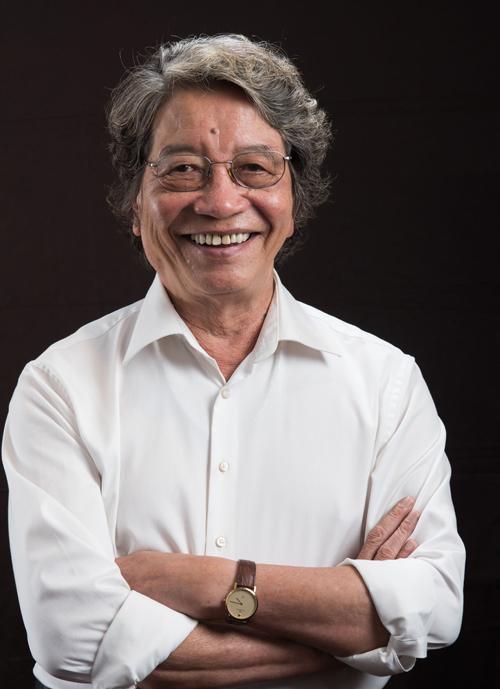 Nhạc sĩ Phó Đức Phương năm 2016. Ảnh: Hợp âm Việt.