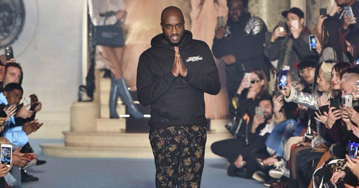 Virgil Abloh đảm nhận nhiều vai trò: là người sáng lập Off-White;Giám đốc sáng tạothương hiệu của ca sĩ Kanye WestkiêmGiám đốc Nghệ thuật mới của Louis Vuitton. Ảnh: Esquireme.