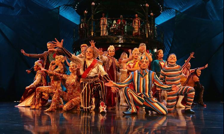 Đoàn kịch cung cấp việc làm cho khoảng 4.000 người tại gần 50 quốc gia. Ảnh: Cirque du Soleil.