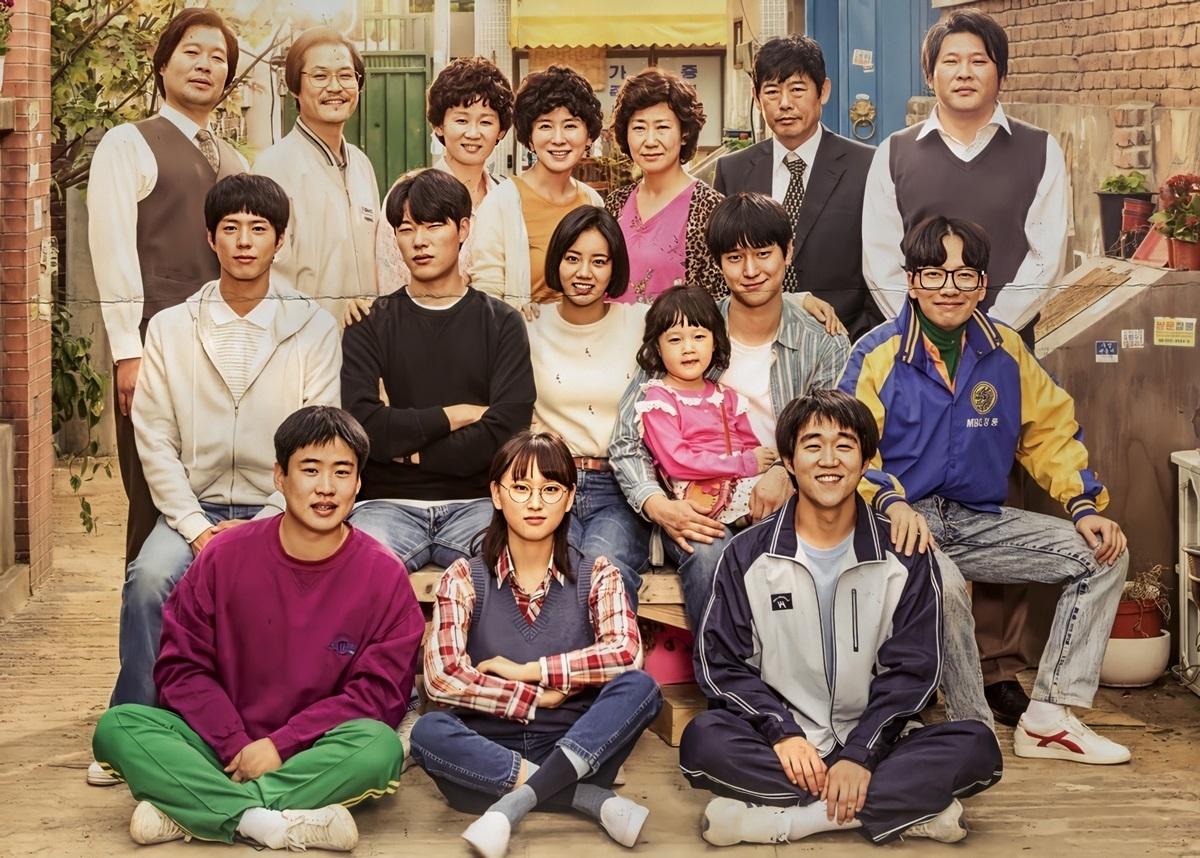 Dàn diễn viên Reply 1988 sau 5 năm
