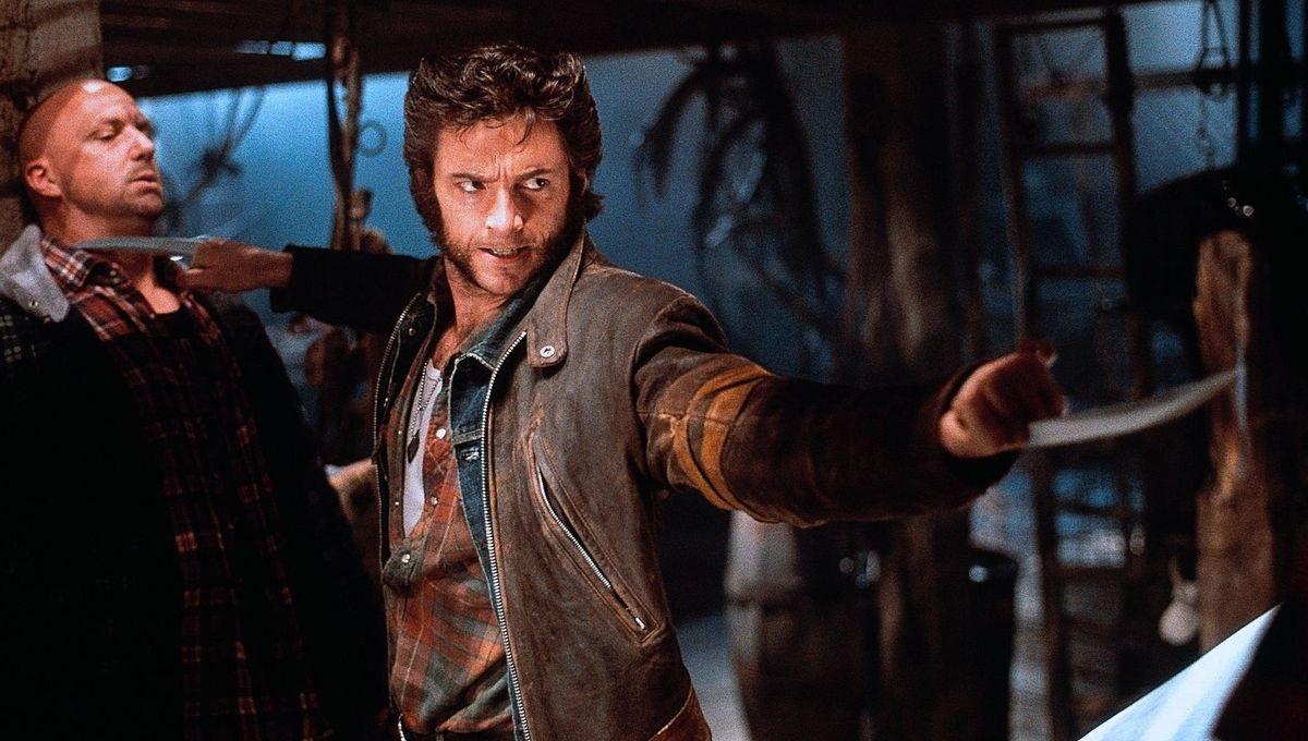 Hugh Jackman ra mắt Hollywood với vai diễn trong X-Men. Ảnh: Marvel.