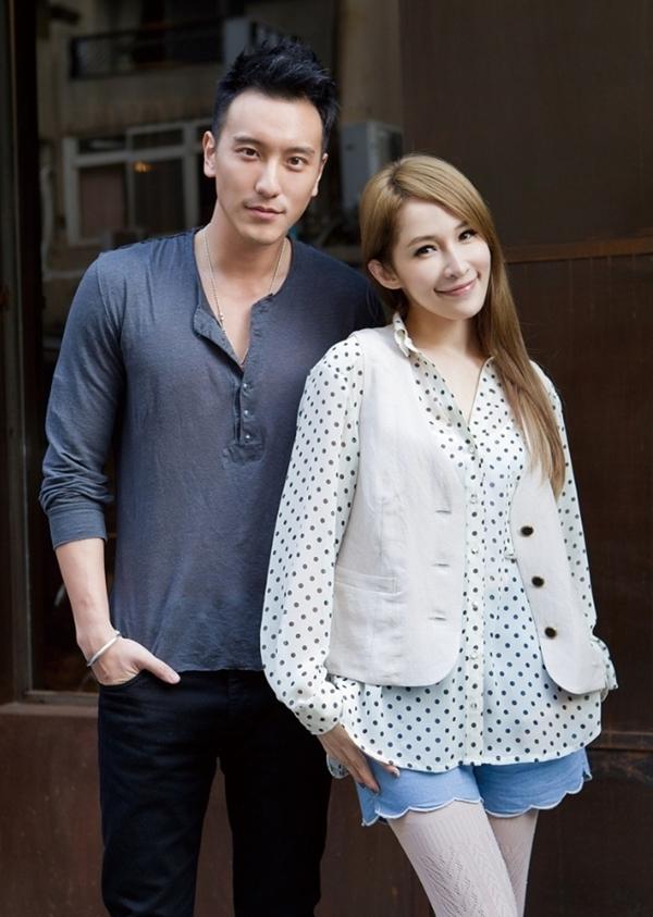 Tiêu Á Hiên và Vương Dương Minh. Ảnh: Sina.