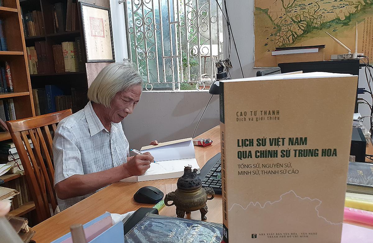 Nhà nghiên cứu Cao Tự Thanh