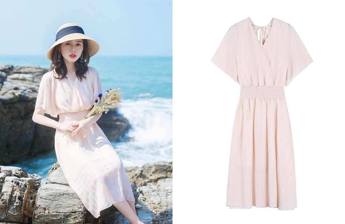 Váy retro thích hợp dạo phố, đi biển - 8