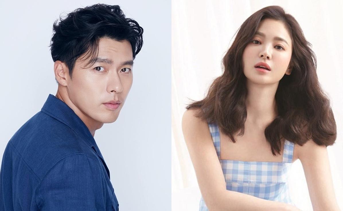 Song Hye Kyo và Hyun Bin nhiều lần vướng tin đồn tái hợp.