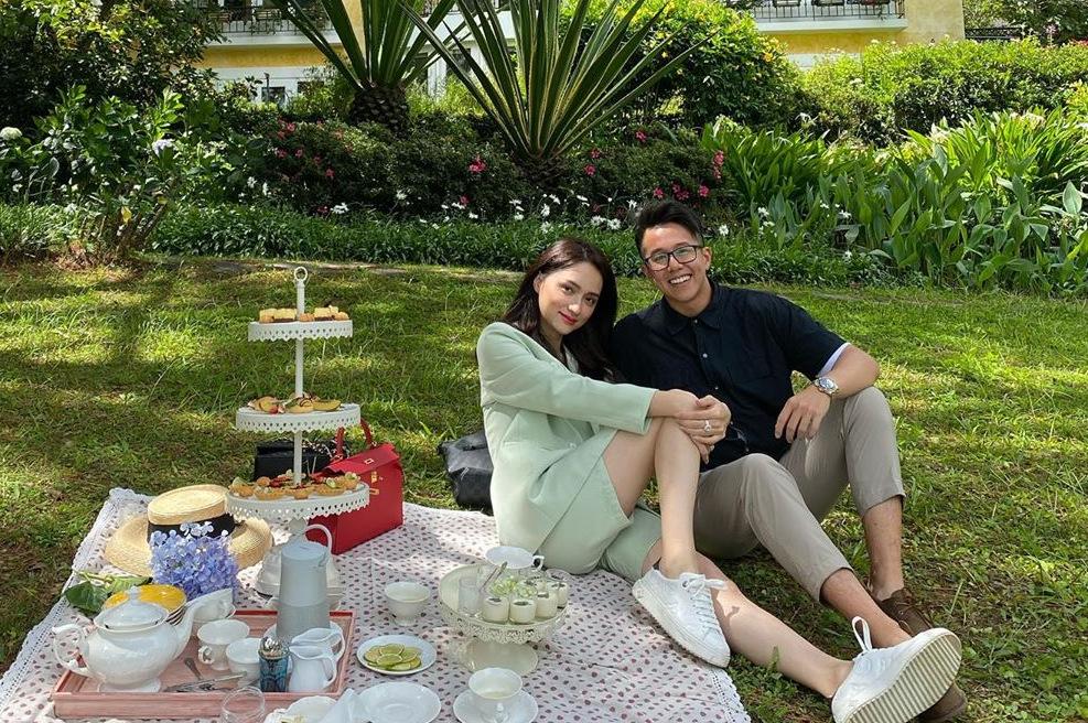 Matt Liu được Hương Giang nhận xét là hiền lành, vì vậy, cô sợ anh bị áp lực khi quen cô.