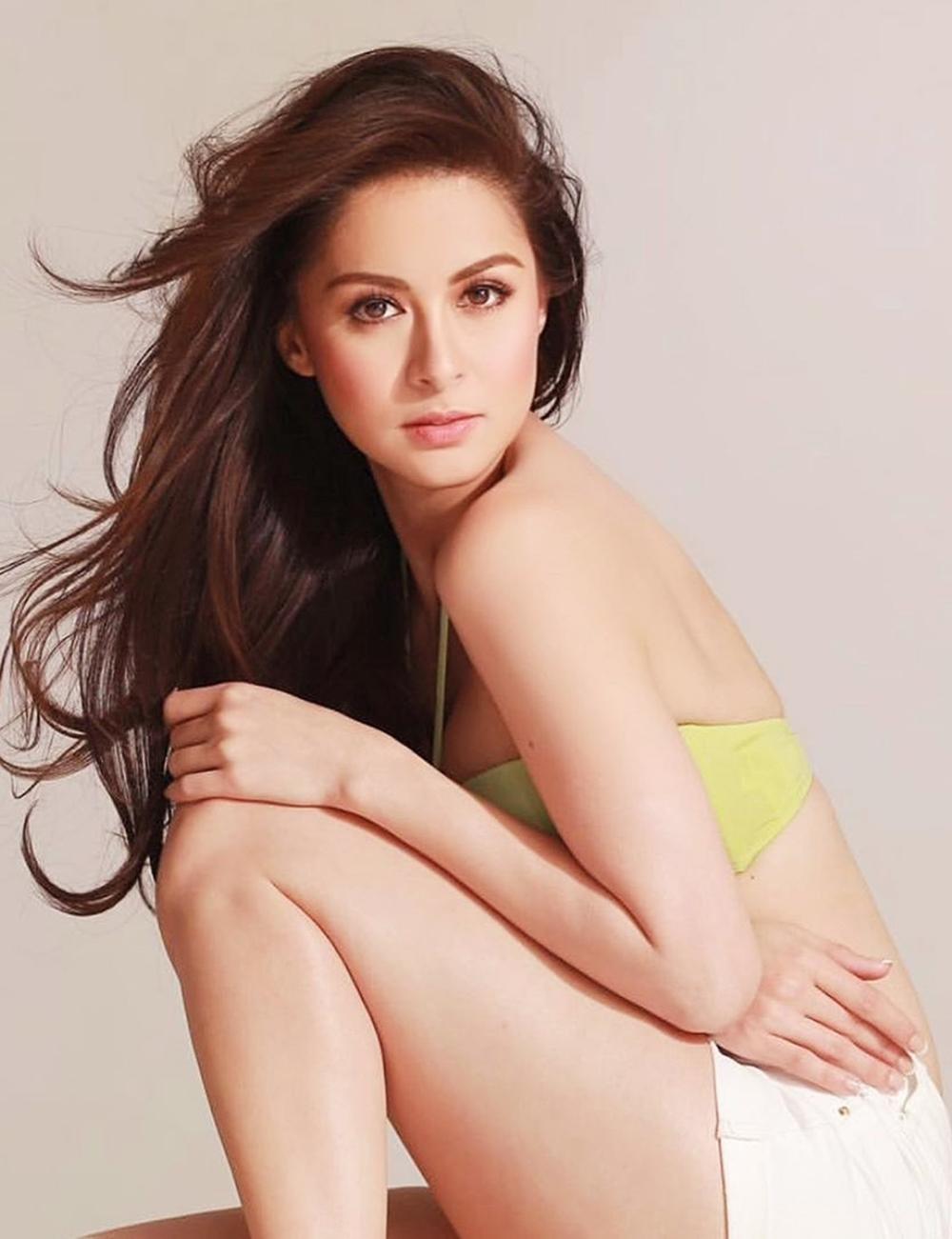 Sắc vóc Mỹ nhân đẹp nhất Philippines tuổi 36 - 2