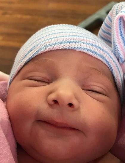 Bay Bieber sinh năm 2018, là con của Jeremy Bieber (cha Justin) và mẹ kế Chelsey.