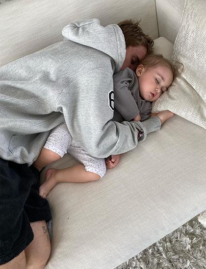 Bay luôn được fan của Justin Bieber chào đón mỗi khi anh đăng ảnh cô bé trên mạng xã hội.
