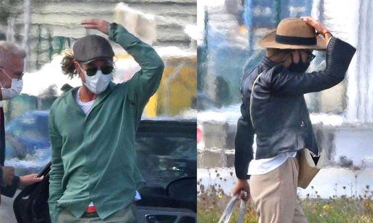 Brad Pitt và