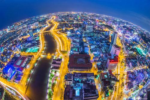 Sài Gòn bừng sáng - Hồ Như Ý.