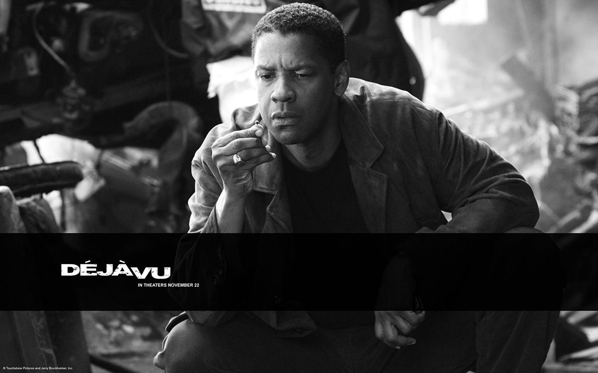 Denzel Washington đóng chính trong DéJàvu. Ảnh: Touchstone Pictures