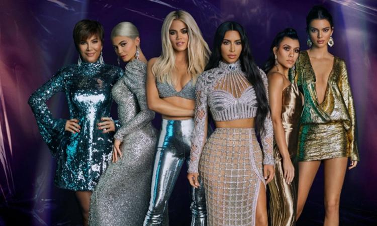 Các thành viên gia đình Kardashians. Ảnh: Eonline.