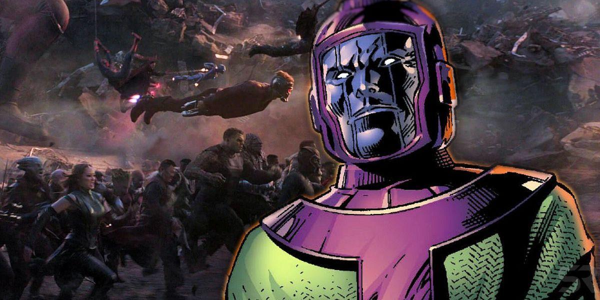 Kang có thể là kết quả từ việc du hành thời gian trong Avengers: Endgame. Ảnh: Screen Rant