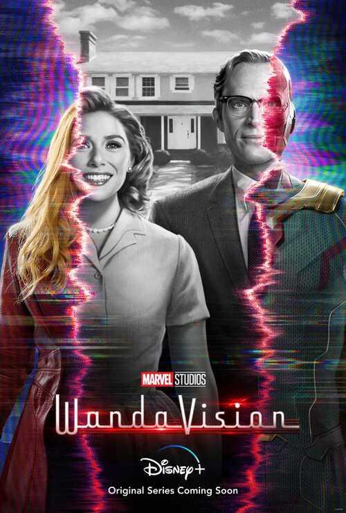 Trailer 'WandaVision' gợi nét hoài cổ - VnExpress Giải trí