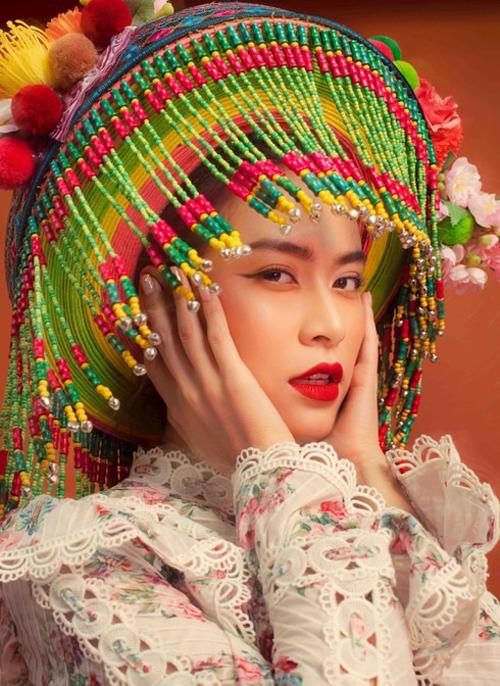 Ca sĩ Hoàng Thùy Linh. Ảnh: Facebook Hoàng Thùy Linh.
