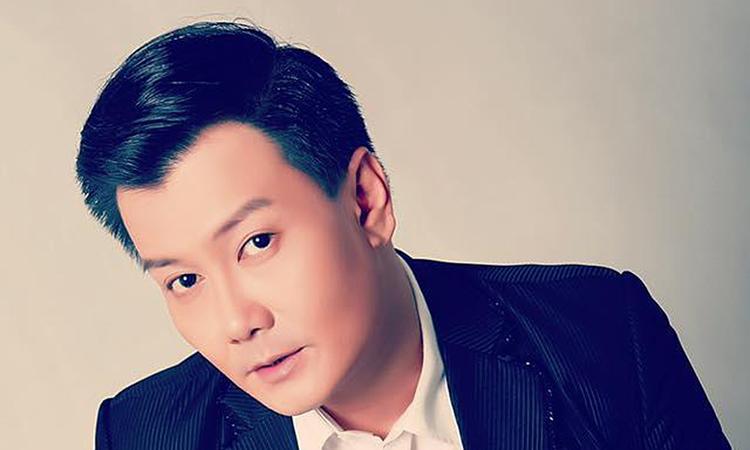 Ca sĩ Tuấn Phương khi còn khỏe mạnh. Ảnh: Facebook Tuấn Phương.