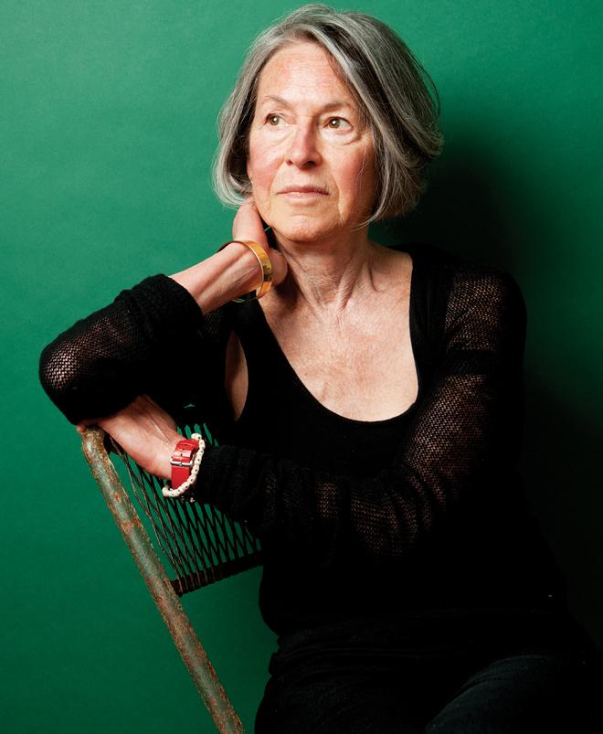 Louise Glück là tác giả nữ thứ 16 đoạt Nobel Văn học, giải thưởng bao gồm 10 triệu kronor. Ảnh: Pw.