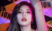 HyunA gây sốt với nội y