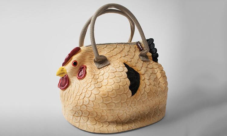Túi con gà gây sốt ở Mỹ