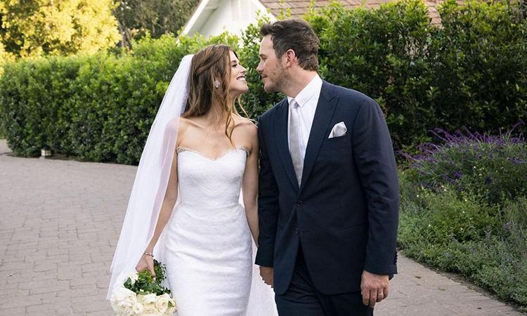 Chris Pratt cưới Katharine
