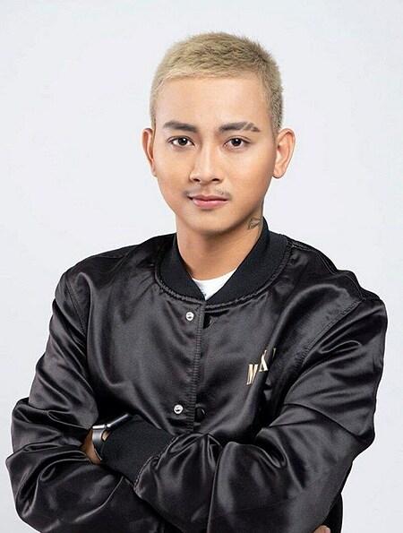 Ca sĩ Hoài Lâm. Ảnh: Facebook Võ Nguyễn Hoài Lâm.