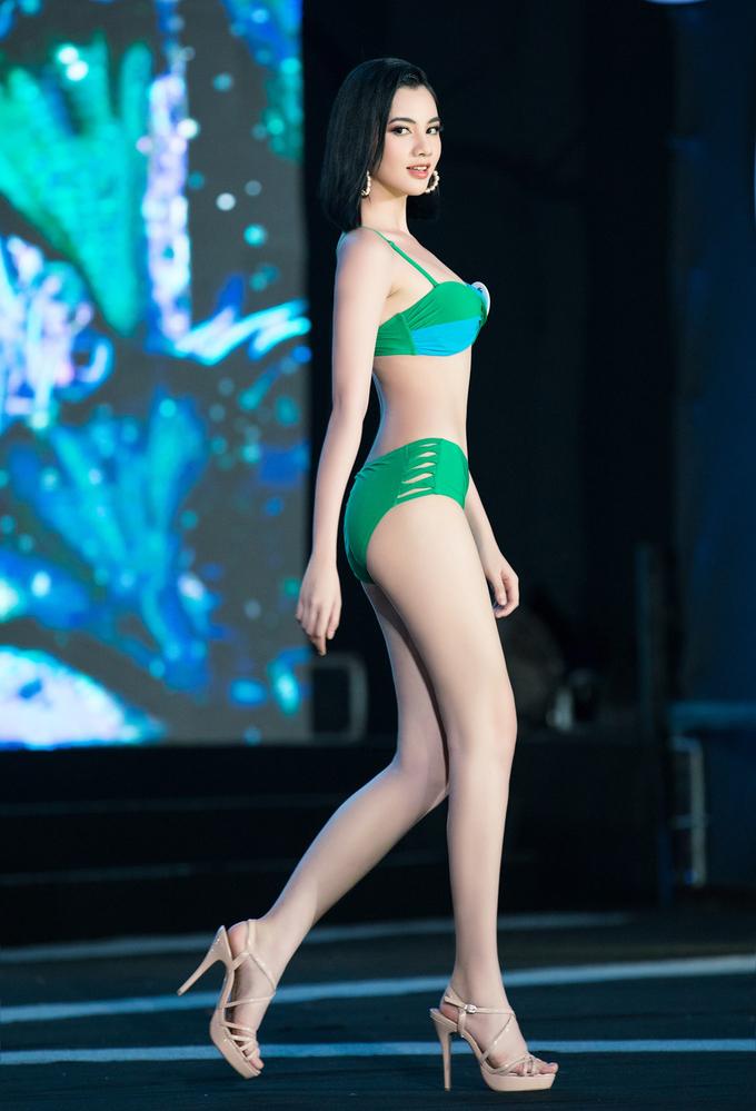 Bốn thí sinh nhỏ tuổi nhất Hoa hậu Việt Nam 2020