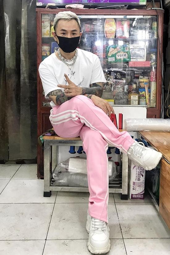 Binz - rapper nghiện màu hồng - 18