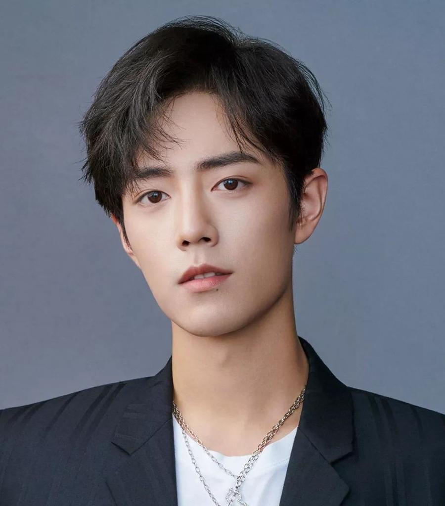 Tiêu Chiến là một trong những sao nam có lượng fan đông đảo nhất showbiz Hoa ngữ hiện nay. Ảnh: Baidu.