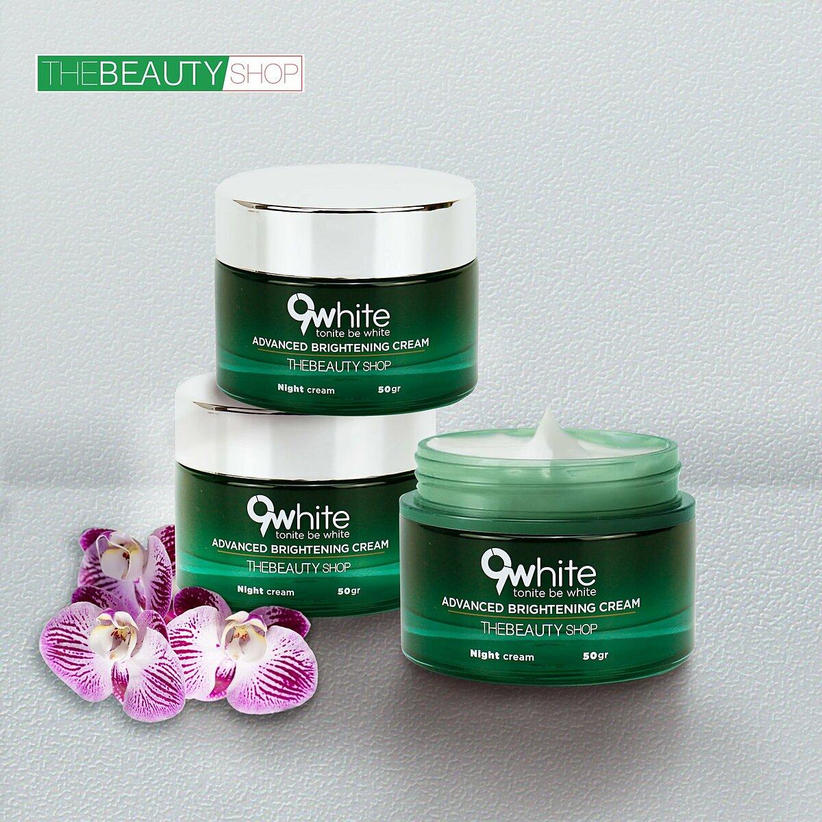 Kem dưỡng trắng 9White - Advanced Brightening Cream