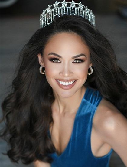 Kim Layne, đại diện bang Idaho, đoạt danh hiệu Á hậu một. Ảnh: Miss USA.
