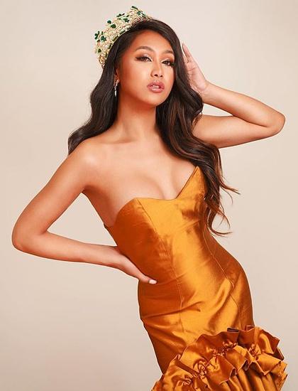 Arielle Keil đăng quang Miss