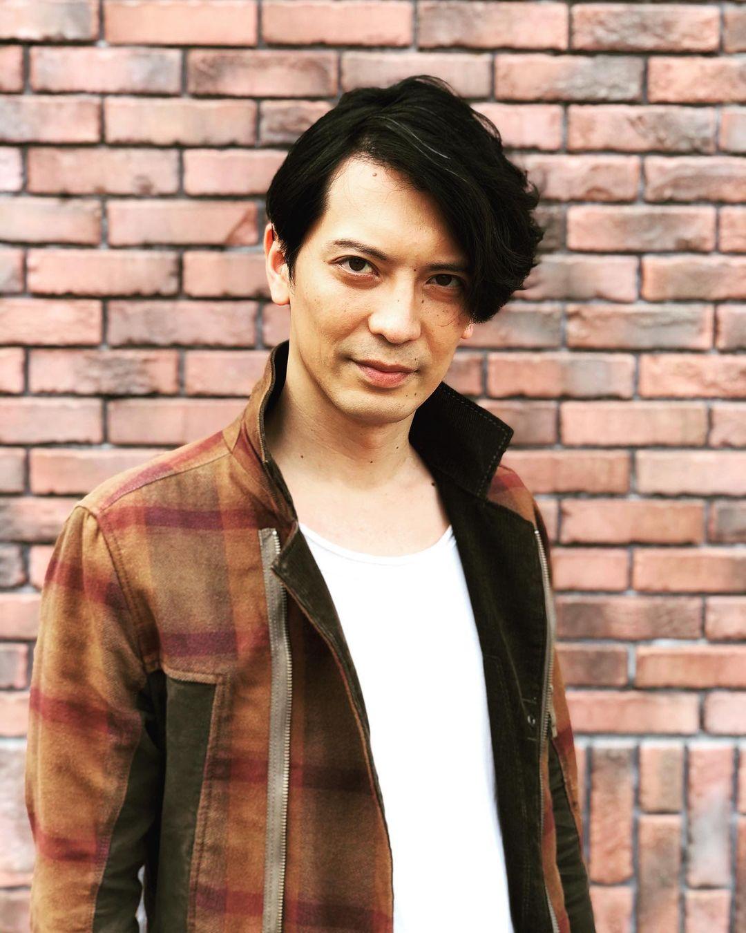 Ảnh cố diễn viên Akira Kubodera trên trang chủ công ty hôm 12/10. Ảnh: Instagram Hirataoffice.staff.